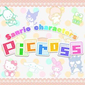 Nintendo eShop Downloads Europe Sanrio characters Picross