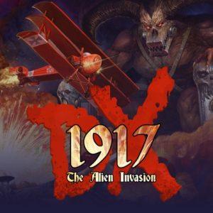 Nintendo eShop Downloads Europe 1917 The Alien Invasion DX