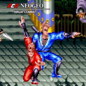 Nintendo eShop Downloads Europe ACA NeoGeo Ninja Combat