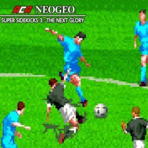 Nintendo eShop Downloads Europe ACA NeoGeo Super Sidekicks 3 The Next Glory