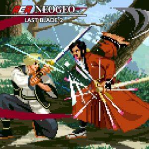 Nintendo eShop Downloads Europe ACA NeoGeo The Last Blade 2