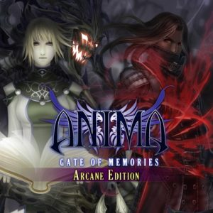 Nintendo eShop Downloads Europe Anima Gate of Memories Arcane Edition