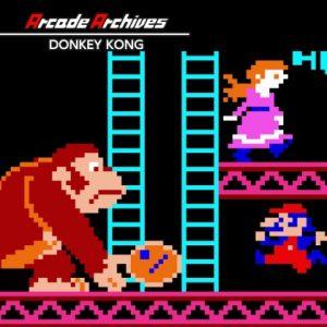 Nintendo eShop Downloads Europe Arcade Archives Donkey Kong
