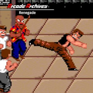 Nintendo eShop Downloads Europe Arcade Archives Renegade