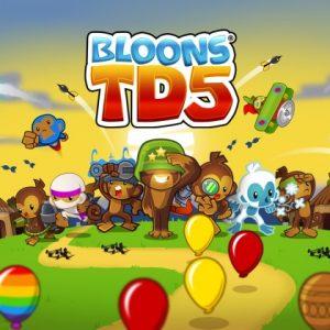 Nintendo eShop Downloads Europe Bloons TD 5