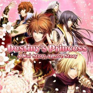 Nintendo eShop Downloads Europe Destiny's Princess A War Story A Love Story