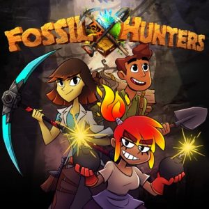 Nintendo eShop Downloads Europe Fossil Hunters