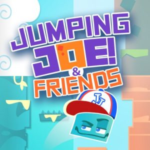 Nintendo eShop Downloads Europe Jumping Joe & Friends