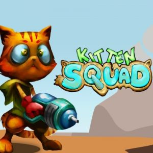 Nintendo eShop Downloads Europe Kitten Squad