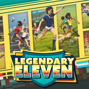 Nintendo eShop Downloads Europe Legendary Eleven