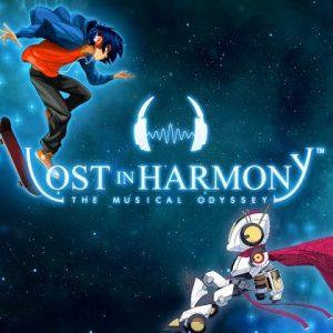 Nintendo eShop Downloads Europe Lost in Harmony