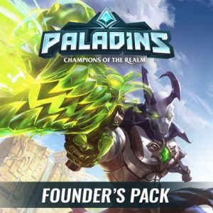 Nintendo eShop Downloads Europe Paladins Founder's Pack