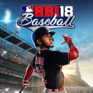 Nintendo eShop Downloads Europe RBI Baseball 18