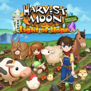 Nintendo eShop Downloads Europe Harvest Moon Light of Hope Special Edition