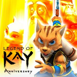 Nintendo eShop Downloads Europe Legend of Kay Anniversary