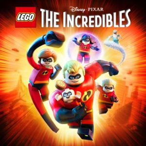 Nintendo eShop Downloads Europe LEGO The Incredibles