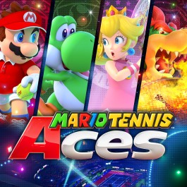 Nintendo eShop Downloads Europe Mario Tennis Aces Pre-launch Online Tournament Demo