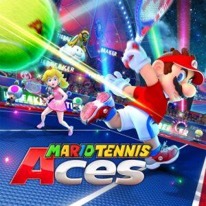 Nintendo eShop Downloads Europe Mario Tennis Aces