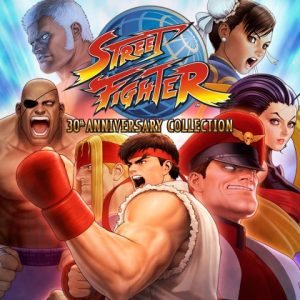 Nintendo eShop Downloads Europe Street Fighter 30th Anniversary Collection