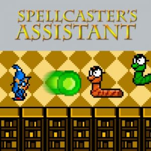Nintendo eShop Downloads Europe Spellcaster's Assistant