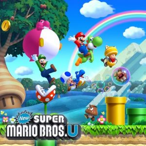 Nintendo eShop Sale E3 2018 New Super Mario Bros U New Super Luigi U