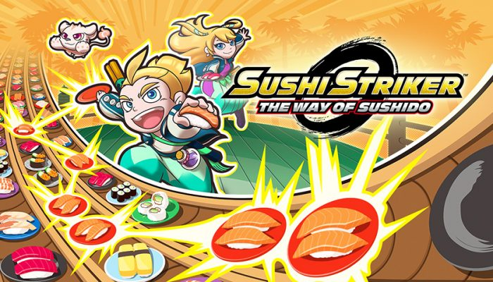 NoA: 'Nintendo serves up the deliciously strategic Sushi Striker: The Way of Sushido'