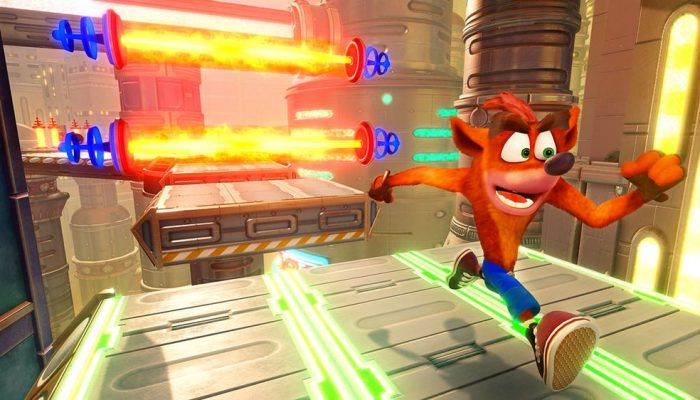 Activision: 'Activision E3 Preview – Crash Bandicoot N. Sane Trilogy'