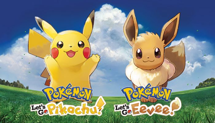 Pokémon: 'Pokémon: Let's Go, Pikachu! and Pokémon: Let's Go, Eevee!'
