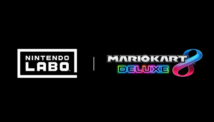 NoA: 'Nintendo reveals Nintendo Labo functionality for Mario Kart 8 Deluxe, plus a playful new contest'