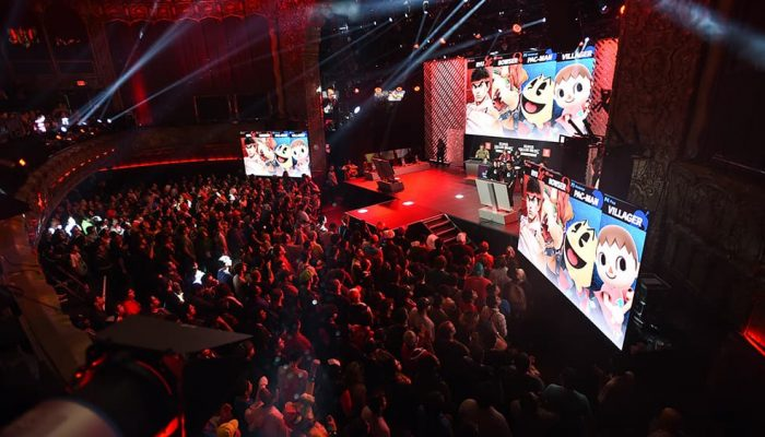 Nintendo E3 2018: 'Nintendo Crowns Tournament Winners'