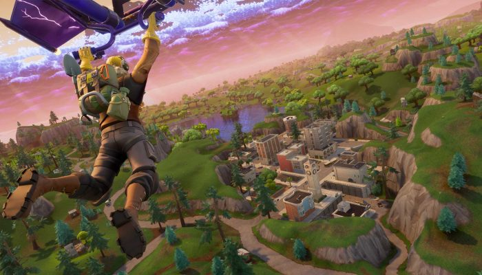 Fortnite – Nintendo E3 2018 Screenshots