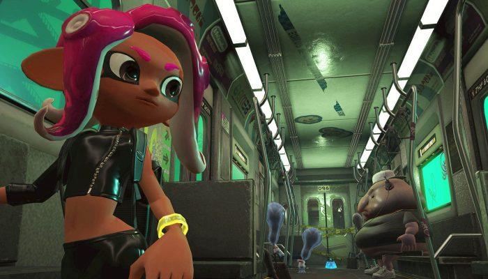 Splatoon 2 – Nintendo E3 2018 Octo Expansion Screenshots
