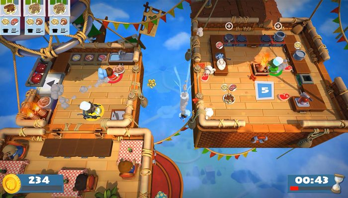 Overcooked 2 – Nintendo E3 2018 Screenshots