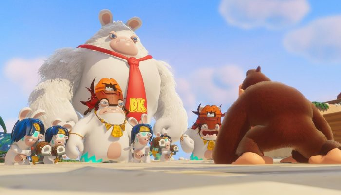 Mario + Rabbids Kingdom Battle – Nintendo E3 2018 Donkey Kong Adventure Screenshots