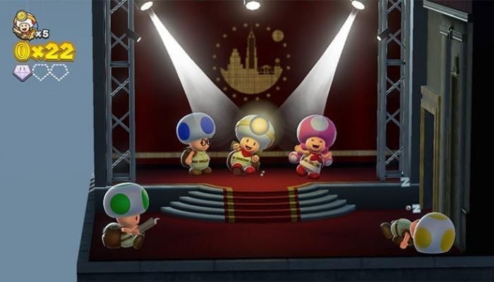Captain Toad: Treasure Tracker – Nintendo E3 2018 Screenshots