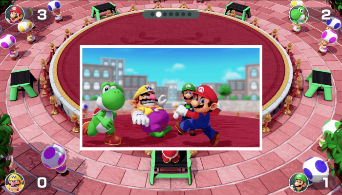 Super Mario Party – Nintendo E3 2018 Screenshots