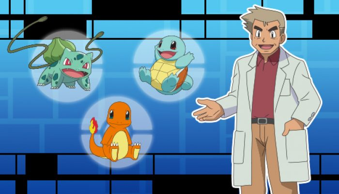 Pokémon: 'Trainer Spotlight: Professor Oak'