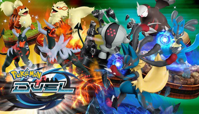 Pokémon: 'Duel with Extreme Speed!'