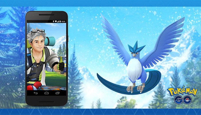 Pokémon: 'Conduct Water-type Research in Pokémon Go'