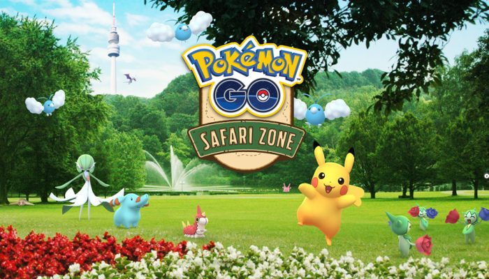 Niantic: 'Beautiful Nature and Pokémon Sightings Await in the Dortmund Safari Zone!'