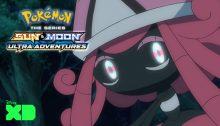 Pokémon the Series Sun & Moon Ultra Adventures