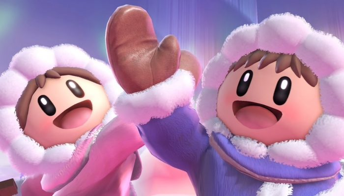 Super Smash Bros. Ultimate – Ice Climbers Fighter Screenshots