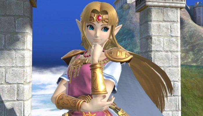 Super Smash Bros. Ultimate – Zelda Fighter Screenshots