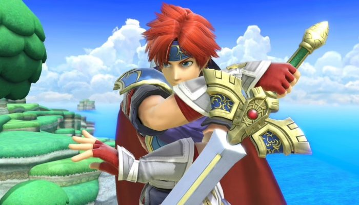 Super Smash Bros. Ultimate – Roy Fighter Screenshots