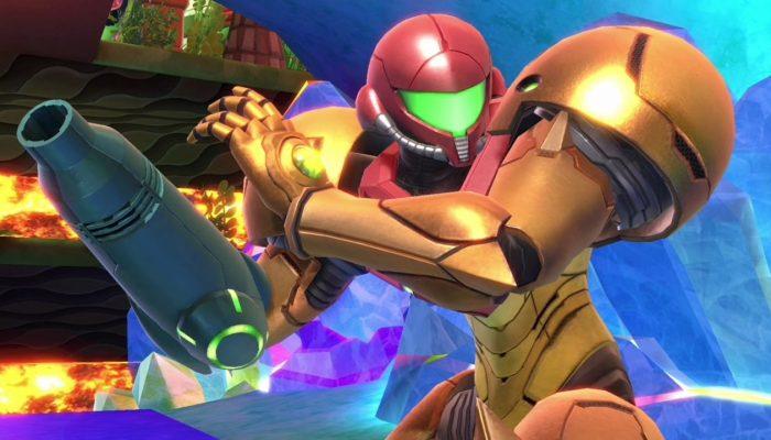 Super Smash Bros. Ultimate – Samus Fighter Screenshots