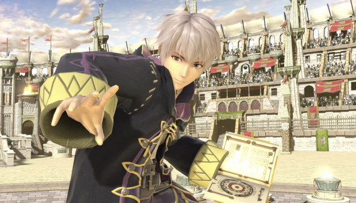 Super Smash Bros. Ultimate – Robin Fighter Screenshots