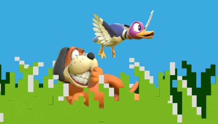 Super Smash Bros. Ultimate – Duck Hunt Fighter Screenshots