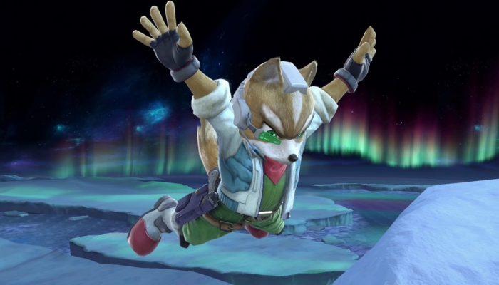 Super Smash Bros. Ultimate – Fox Fighter Screenshots