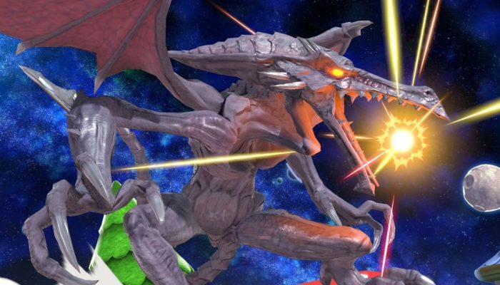Super Smash Bros. Ultimate – Ridley Fighter Screenshots