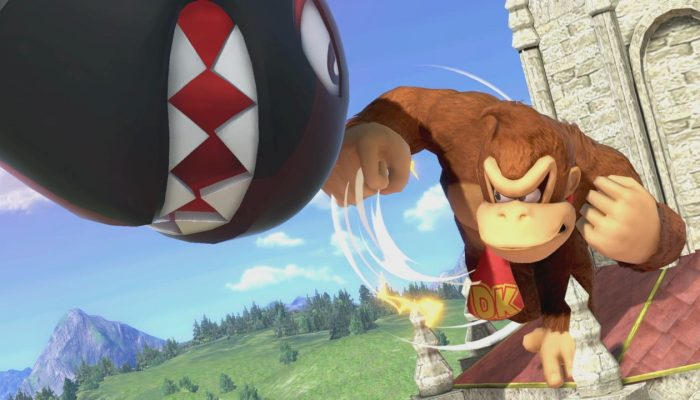 Super Smash Bros. Ultimate – Donkey Kong Fighter Screenshots